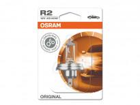 Халогенна крушка Osram R2 Original 12V, 45/40W, P45t, 1 брой