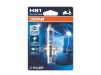 Халогенна крушка Osram HS1 Moto X-Racer 12V, 35/35W, PX43t, 1 брой