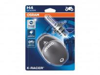 Комплект 2 броя халогенни крушки Osram H4 Moto X-Racer 12V, 60/55W, P43t