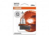 Халогенна крушка Osram H11 Original 12V, 55W, PGJ19-2, 1 брой