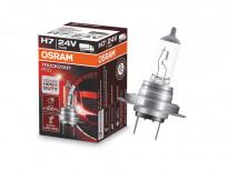 Халогенна крушка Osram H7 Truckstar Pro 24V, 70W, PX26d, 1 брой