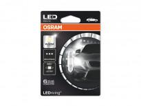 LED лампа Osram тип C3W 31мм., 4000K, 12V, 1W, SV8.5-8, 1 брой