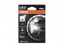 LED лампа Osram тип C10W 41mm, 4000K, 12V, 1W, SV8.5-8, 1 брой