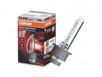 Ксенонова лампа Osram D4S Night Breaker Unlimited 42V, 35W, P32d-5 1бр.