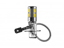 LED лампа AutoPro H3 12V, 5W, PK22s, 1брой