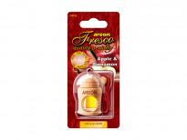 Ароматизатор Areon тип Fresco с аромат на ябълка и ванилия