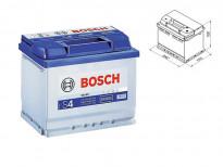 Акумулатор BOSCH Silver S4 12V 60Ah 540 A с десен (+)