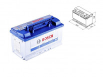 Акумулатор BOSCH Silver S4 12V 95Ah 800 A с десен (+)