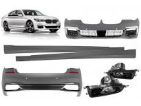M sport пакет за BMW серия 7 G11 след 2015 година