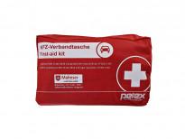 Червена аптечка Petex със съдържание според DIN 13164