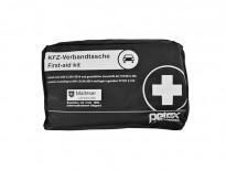 Черна аптечка Petex със съдържание според DIN 13164