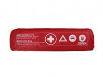 Червена аптечка Petex със съдържание според DIN 13164 + триъгълник