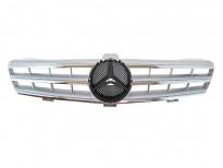 Хром/сива решетка за Mercedes CLS класа W219 2004-2010