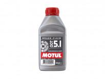 Спирачна течност MOTUL DOT 5.1 100% СИНТЕТИКА 0.500L
