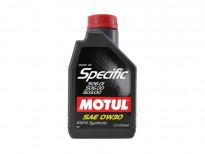 MOTUL SPECIFIC 506.01 506.00 1L