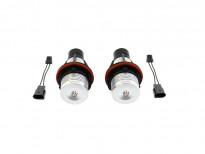 Сини LED лампи autopro за фабрични ангелски очи 6W