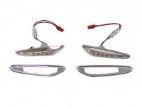 Тунинг LED странични мигачи за BMW X3 E83 2003-2009/E46 2001-2005/E60/E61 2003-2010