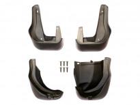 Комплект предни и задни калобрани за Honda CR-v 2012 =>