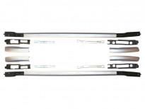 Декоративни релси за таван за Peugeot 4008 2012 =>