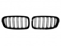 Бъбреци черен лак тип M3 за BMW серия 3 F30 2011 =>