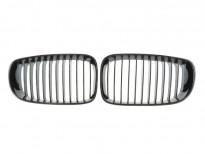 Бъбреци черен лак за BMW серия 1 E81/E82/E87/E88 2007-2011