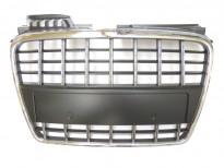 Хром/черна решетка без емблема за Audi A4 2004-2007