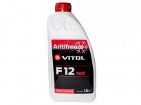 Антифриз Vitol F12 червен 1.5L