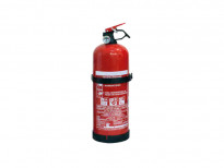 Пожарогасител с манометър PETEX 2кг.