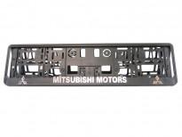 Табла за регистрационен номер Mitsubishi