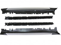 Алуминиеви степенки за BMW X5 F15 2013 =>