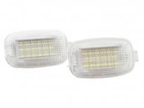 LED плафон за осветление под вратите за Mercedes W164/W169/W204/W212/W221/W245/W463/X164/C197/X204/C216/R230/W251/W639