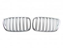 Бъбреци хром/сиви за BMW X3 E83 2007-2010