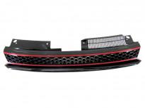 Черна решетка без емблема тип GTI за VW Golf VI 2009-2012