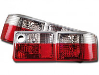 Тунинг стопове за Audi 80 B3 седан 1986-1991/B4 1991-1994 комби с бял мигач