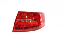 Тунинг LED стопове за Audi A6 2004-2008 седан с бял мигач
