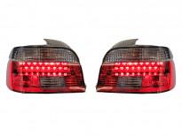 Тунинг LED стопове за BMW серия 5 e39 1995-2000 седан с опушен мигач