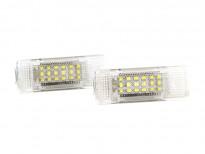 LED плафони за осветление под вратите за BMW серия 5 E39 1995-2003/X5 E53 1999-2006/Z8 E52 2000-2003