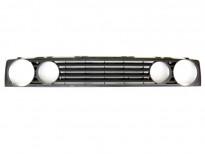 Черна решетка GTI без емблема за VW Golf II 1983-1991