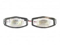 LED плафони за регистрационен номер за Honda Civic/Accord/Legend/City/Pilot