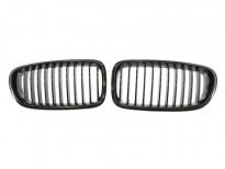 Бъбреци черен лак за BMW серия 5 F10 седан/F11 комби 2010 =>