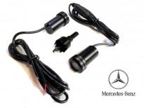 Лого проектoр за Mercedes