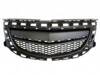 Черна решетка без емблема за Opel Insignia 2008 =>
