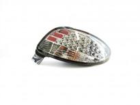Тунинг LED стопове  за Peugeot 206CC 1998 => с хром основа