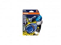 Халогенна крушка Osram H4 Moto Night Racer+ 12V, 60/55W, P43t, 1 брой