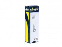 Халогенна крушка Narva W5W 24V, W2.1x9.5d, 1 брой