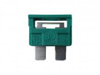 Предпазител стандартен 30А зелен