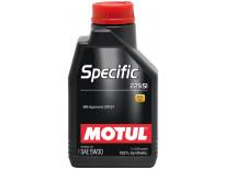 MOTUL SPECIFIC 229.51 5W30 1L
