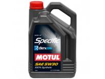MOTUL SPECIFIC DEXOS2 5W30 5L