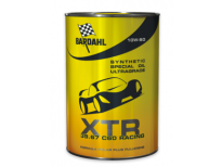 Bardahl XTR 39.67 C60 Racing 10W60 1 литър