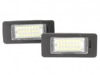 LED плафони за регистрационен номер за за Audi A1/A4/A5/S5/A6/S6/A7/Q5/TT/TT Roadster